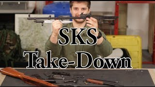 How to Disassemble & Reassemble an SKS.