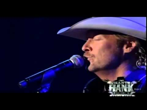Alan Jackson - blues man (tribute to hank jr.)