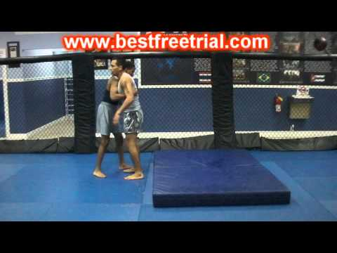 *HD* Greco Roman Wrestling one arm trap throw by Edir