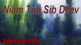 Niam Tub Sib Deev