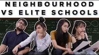 Elite Versus Neighbourhood Schools | ZULA Chickchats: EP36