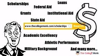 Scholarships vs Loans