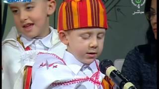 اطفال من تيزي وزو القناة الرابعة الجزائرية السنة الأمازيغية الجديدة 2965
