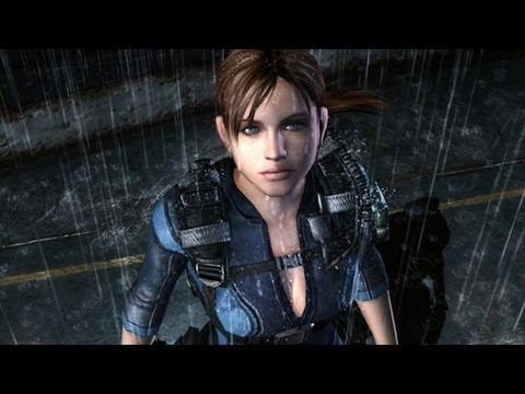 Resident Evil: Revelations - Exploring Revelations in HD