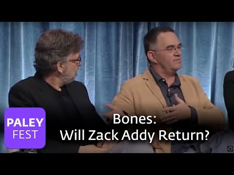 Bones - Will Zack Addy Ever Return?