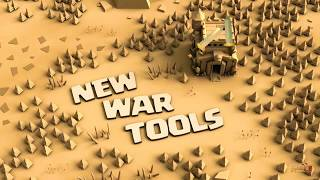 New Clan War Tools - April Update (Clash of Clans)