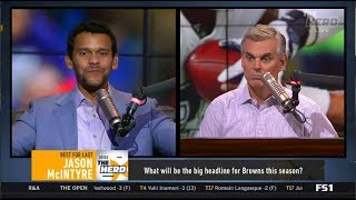THE HERD | Jason McIntyre: Cowboys will realize Zeke is their future, not Dak