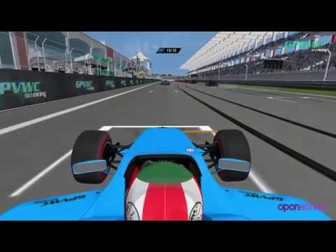 GPVWC 2015 - Downforce Radio Open Series R05 - Turkish GP, Istanbul
