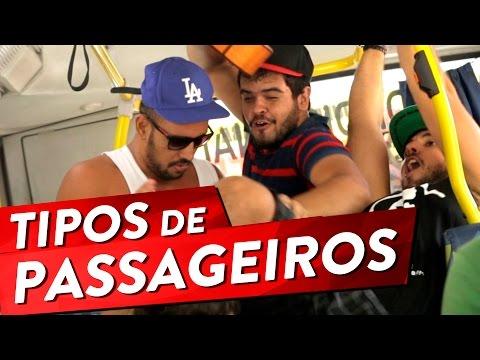 TIPOS DE PASSAGEIROS Pt. 1