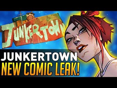 Overwatch | New Junkertown Comic LEAKED! (Queen?)