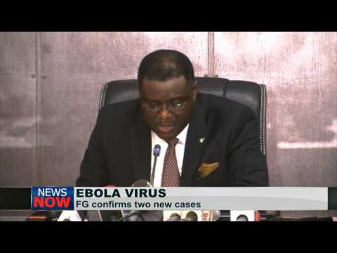 Nigeria confirms two fresh cases of Ebola virus