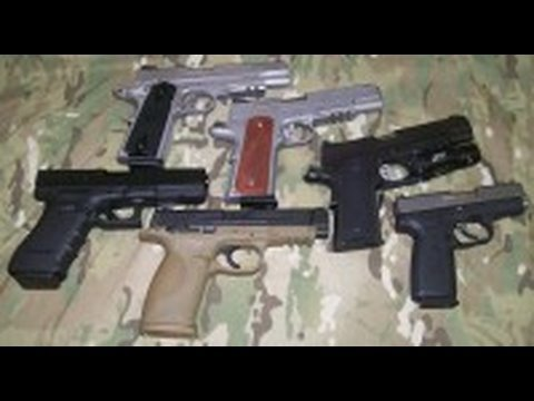 What Pistol to Buy? .45 ACP Options