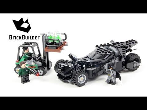 Lego Super Heroes 76045 Kryptonite Interception - Lego Speed Build
