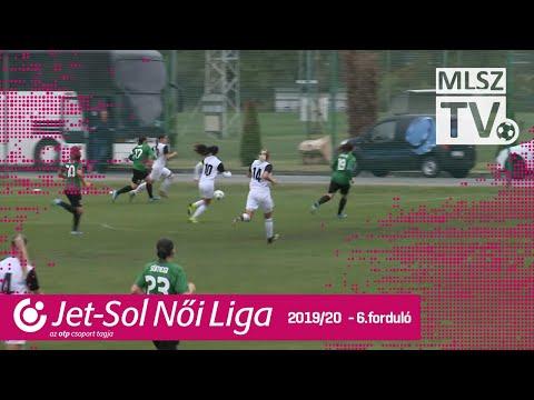 ETO FC Győr - Kelen SC | 3-2 | JET-SOL Liga | 6. forduló | MLSZTV