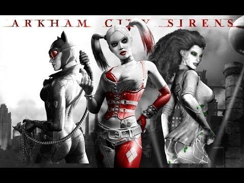 Gotham Sirens MV - Chick Habit