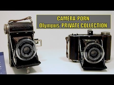 Camera-porn - Tour Olympus' Private Collection! video