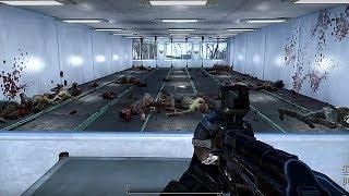 Fallout 4 Building - Conveyor Belt / Shooting Range / Cannon (PS4)