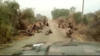 Nigerian Army ambushed by Boko Haram insurgency