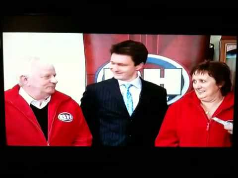 Bargain hunt kick with tim