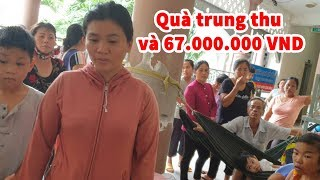 Tết trung thu đến sớm với 44 em đang chạy thận ở BV Nhi Đồng 2 - PhuTha