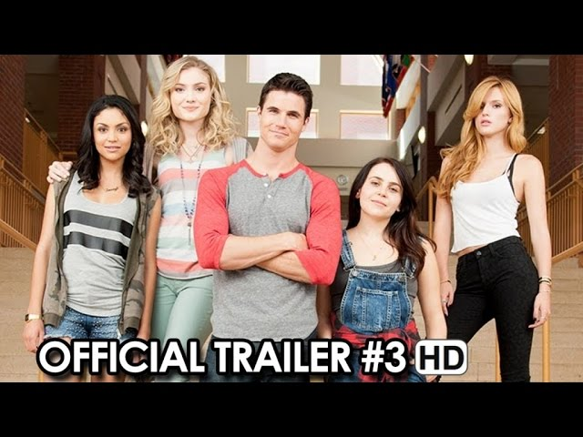 The DUFF Official Trailer #3 (2015) - Bella Thorne HD