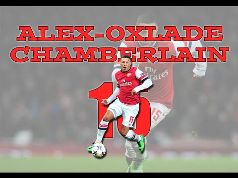 Alex Oxlade-Chamberlain | Control