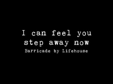 Lifehouse - Barricade