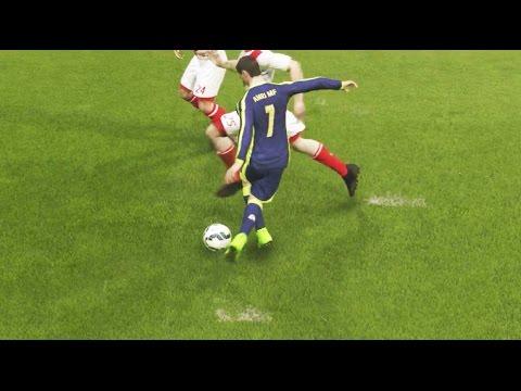 FIFA 15 Pro Clubs Rabona Assist #1
