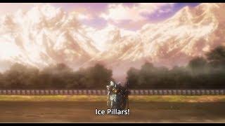 Overlord season 2 episode 5 - The freezing god