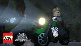 LEGO Jurassic World: The Video Game - Dinosaur Gameplay Trailer Analysis