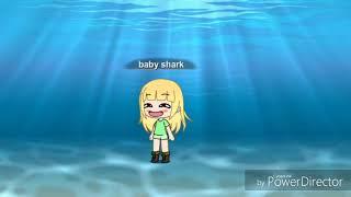 Funny baby shark Gachaverse