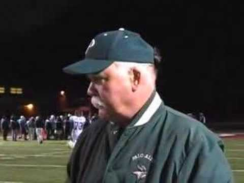 Earl Hansen, Head Coach, Palo Alto Vikings