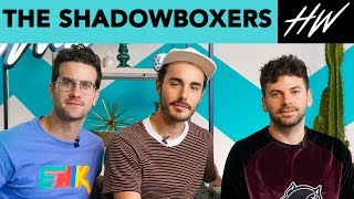 The Shadowboxers Reveal New Justin Timberlake Stories! | Hollywire