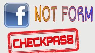 [CHECKPASS FB] HƯỚNG DẪN CHECKPASS FACEBOOK KHÔNG CẦN FORM.