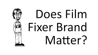 Does Fixer Brand Matter like Developer Type Does?