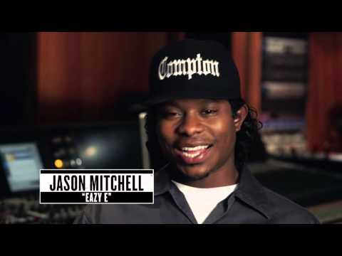 Straight Outta Compton - Eazy On The Mic - Own It NOW On Blu-ray