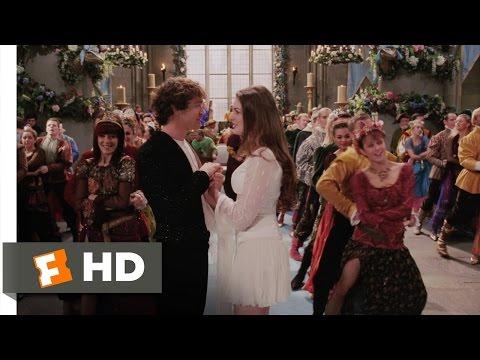 Ella Enchanted (12 12) Movie Clip - Don't Go Breaking My Heart (2004) Hd video
