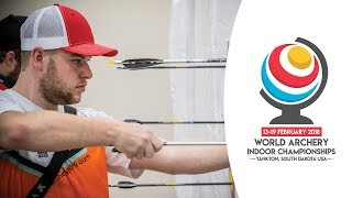 Compound finals |Yankton 2018 World Archery Indoor Championships