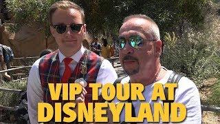 VIP Tour at Disneyland | Ride Marathon