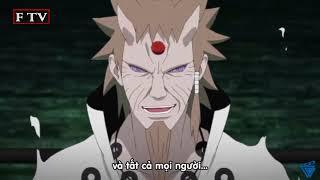 Naruto And Sasuke phong ấn Kaguya Susanoo của Kakashi Nhiệm vụ cuối cùng của đội 7-flus tv