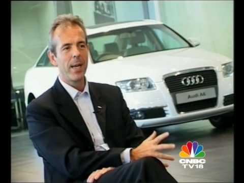 Overdrive interviews Audi India CEO Benoit Tiers