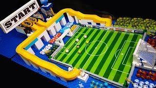 Marble Soccer World Cup - Marble Sports Football  Tournament