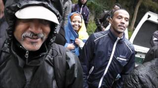Eritrean demostration in Stockholm 7/10 2011 part II