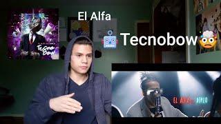 El Alfa El Jefe Ft. Diplo - TecnoBow (Video Oficial) (Reaccion)