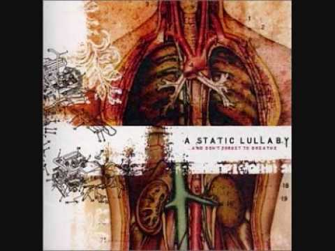 A Static Lullaby - Withered