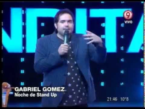 "Gabriel Gomez - stand up - ""Bendita tv"""
