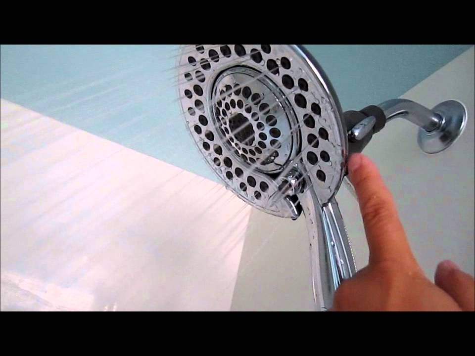 In2ition Shower Head