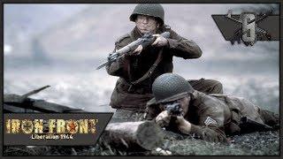 XXX Corps Meets 101st Airborne - ArmA WW2 Mod - US Airborne FTL Gameplay
