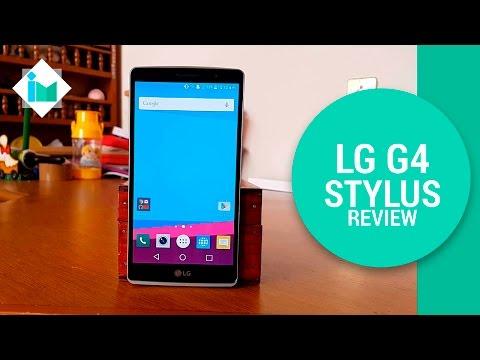 LG G4 Stylus - Review en español