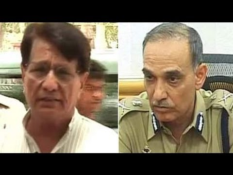 The battle for Baghpat: Former top cop vs Ajit Singh